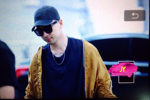 Big Bang - Incheon Airport - 24jun2016 - Joey_GD - 03