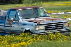 Rusted Ford F-150 ('87-'91)