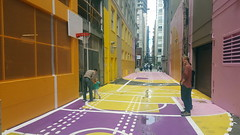 Vancouver's Pink Alley