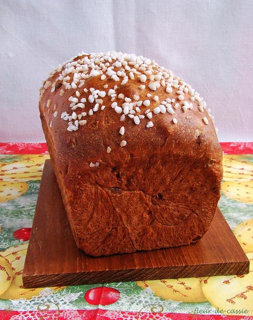 датский рождественский хлеб 3