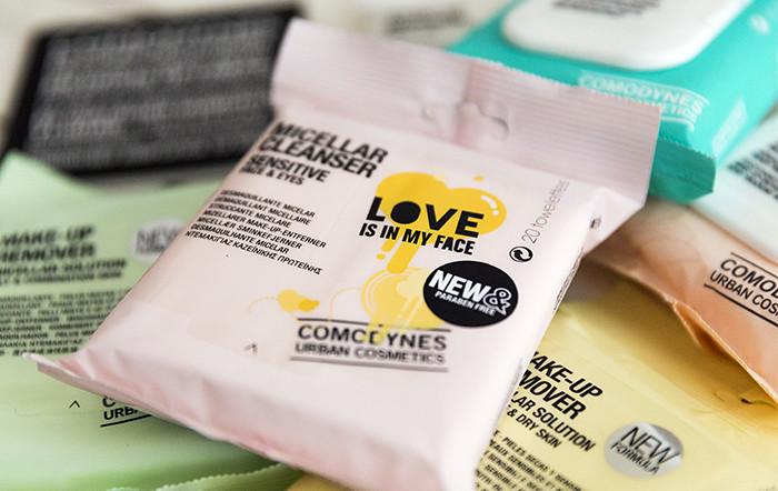 barbara crespo beauty flash comodynes por mi cara bonita campaña desmaquillantes toallas fashion blogger blog de moda