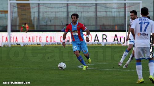 Brescia-Catania 4-2: Assenti ingiustificati