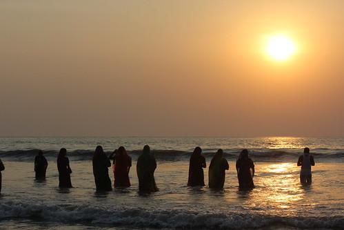 juhubeach photographerno1 firozeshakir chhathpuja hopeandhindutva chhathmaiyya chhatpuja2014