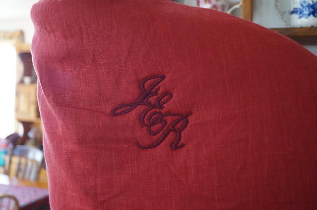 A Broken Harp {Repaired} --Seven Sisters Blog