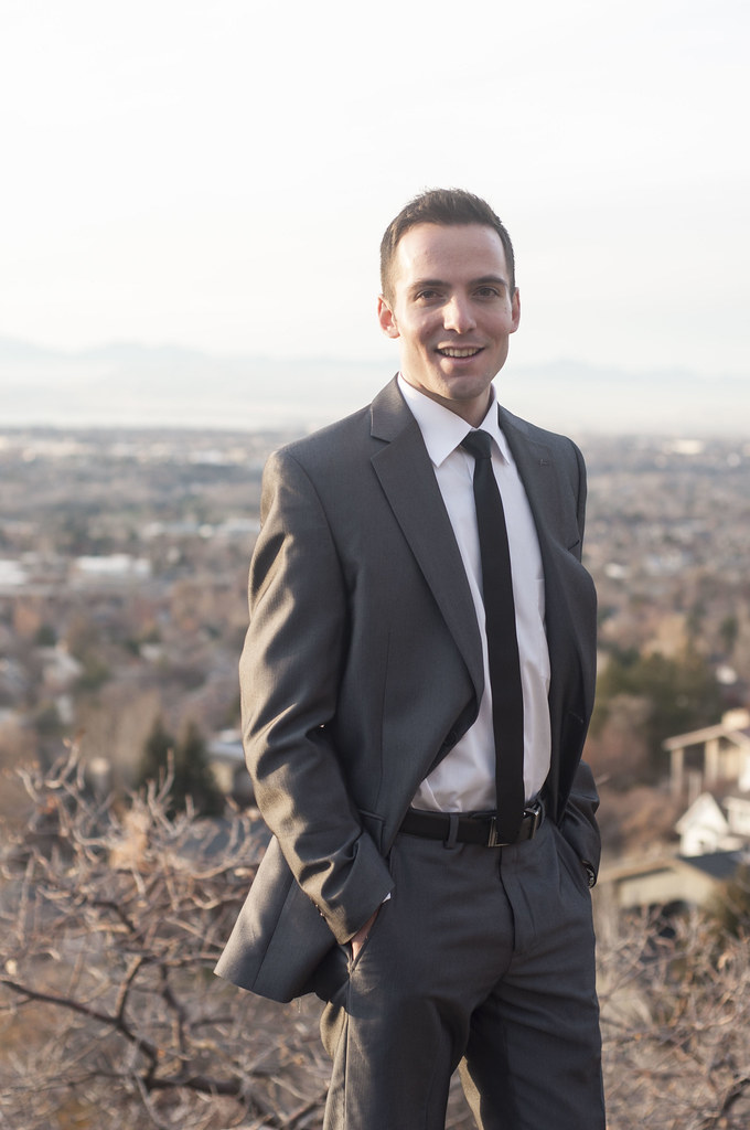 Jake of Vocal Point - Utah Threads