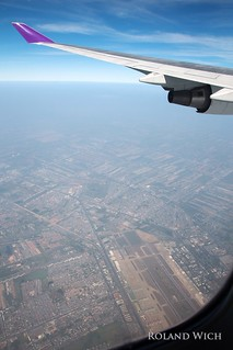 Overflying Don Muang Airport