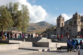 Barrio Santa Ana, Huamanga, Ayacucho, Peru