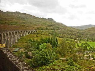 on the west highland railway
