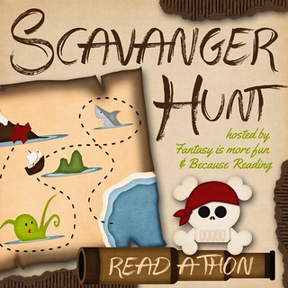Scavanger-Hunt-Readathon