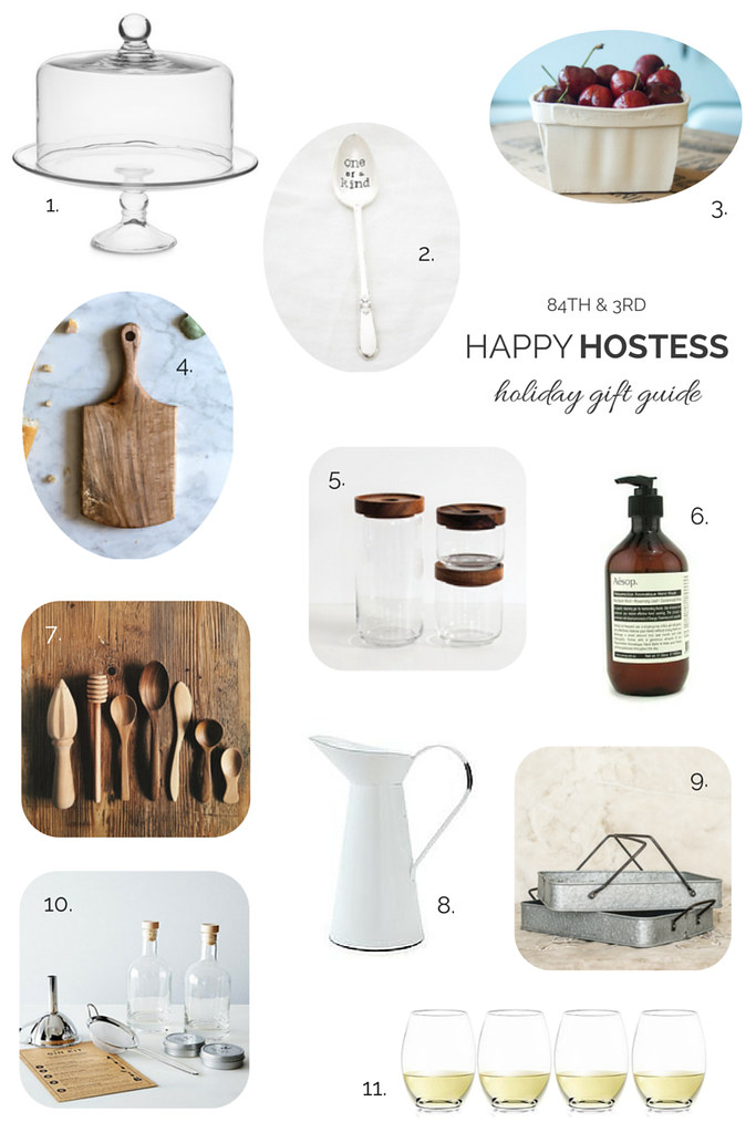 Happy Hostess and #shopsmall Holiday Gift Guide 2014
