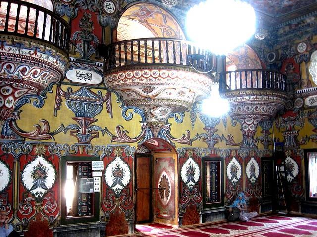 Tetovo. Mezquita pintada