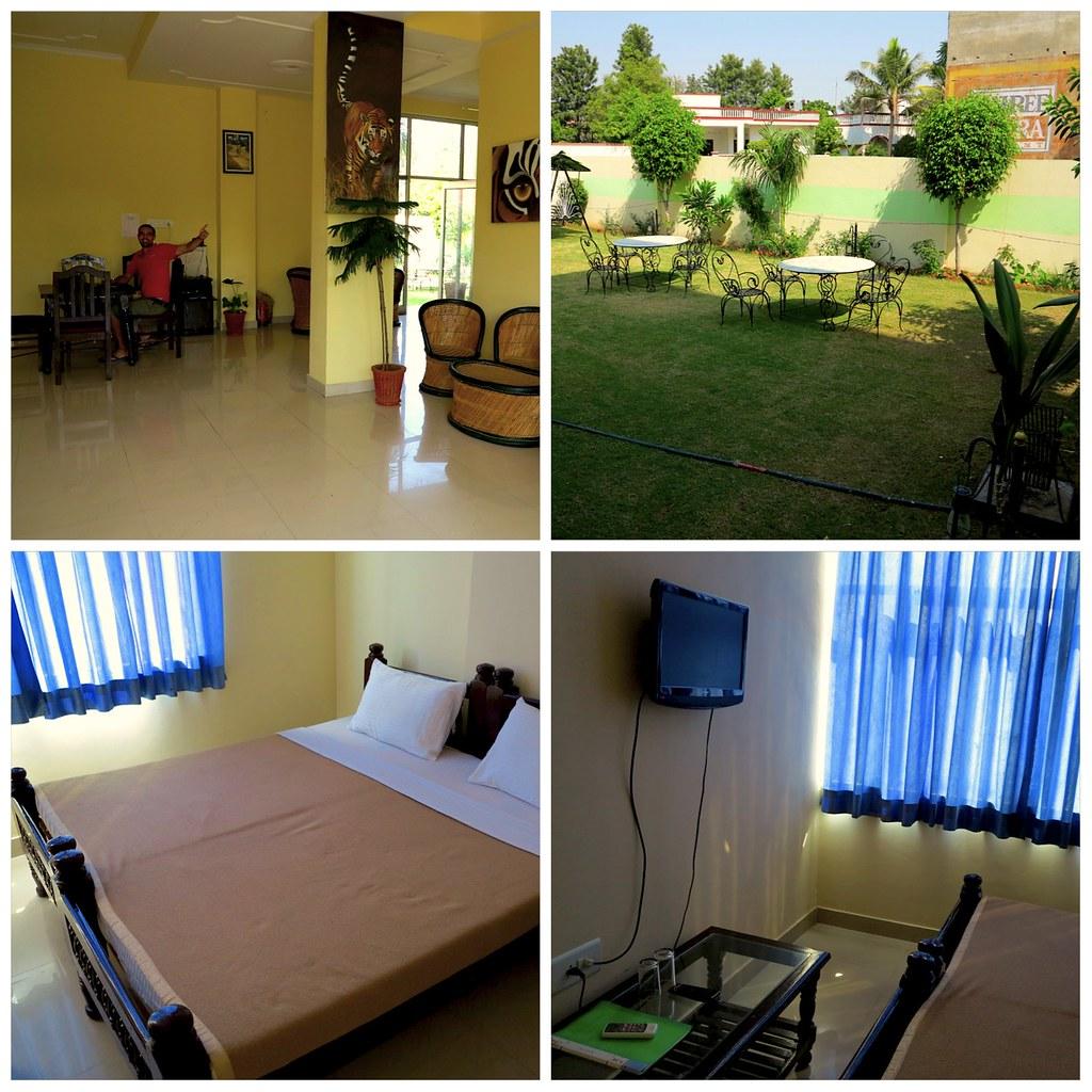 Greenview Hotel, Ranthambore