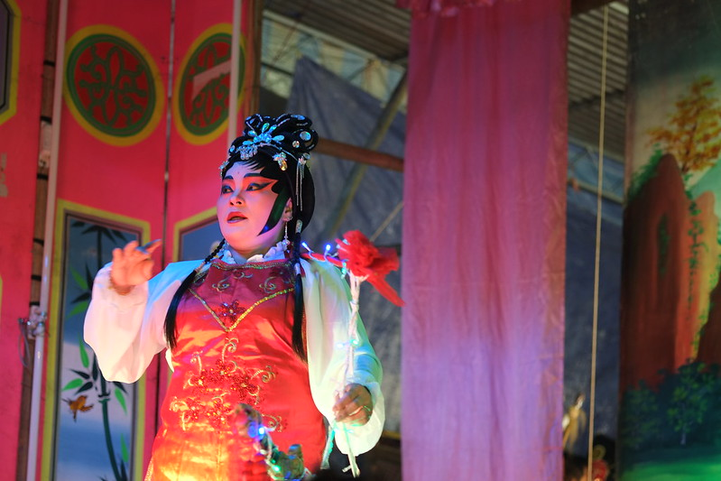 Chinese Opera in Penang