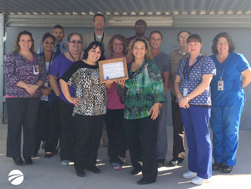 Arizona facilities in Tucson and Florence receive NCCHC accreditation