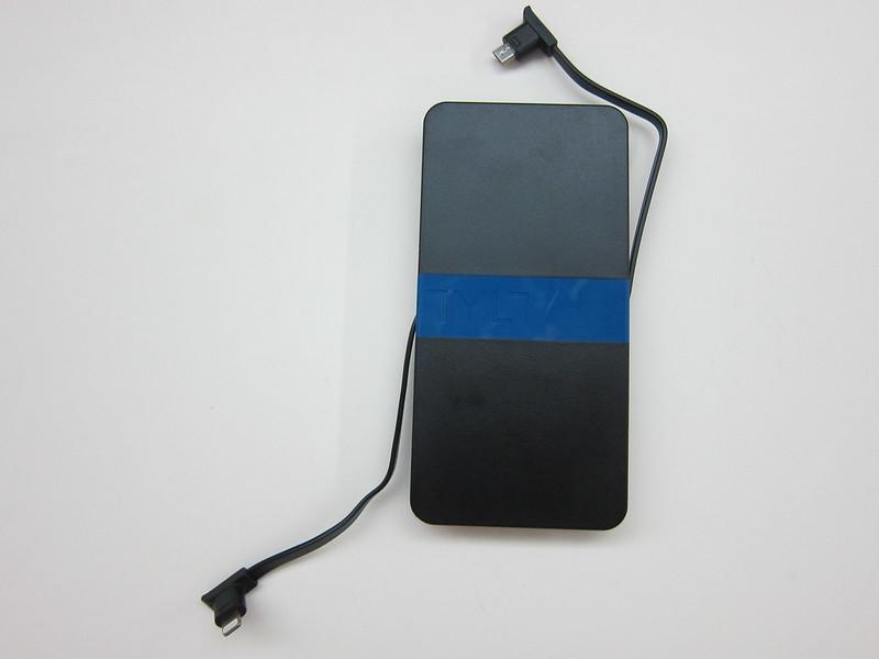 TYLT Energi 5k+ Battery Pack - Lightning & Micro USB Ends