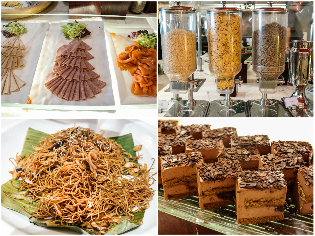 Novotel Hong Kong: Foods For Buffet
