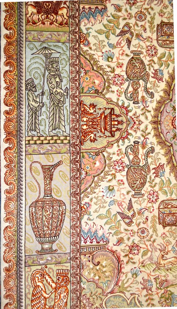 Tabriz Nami 7x10 persian Rug Kase koozeh (4)