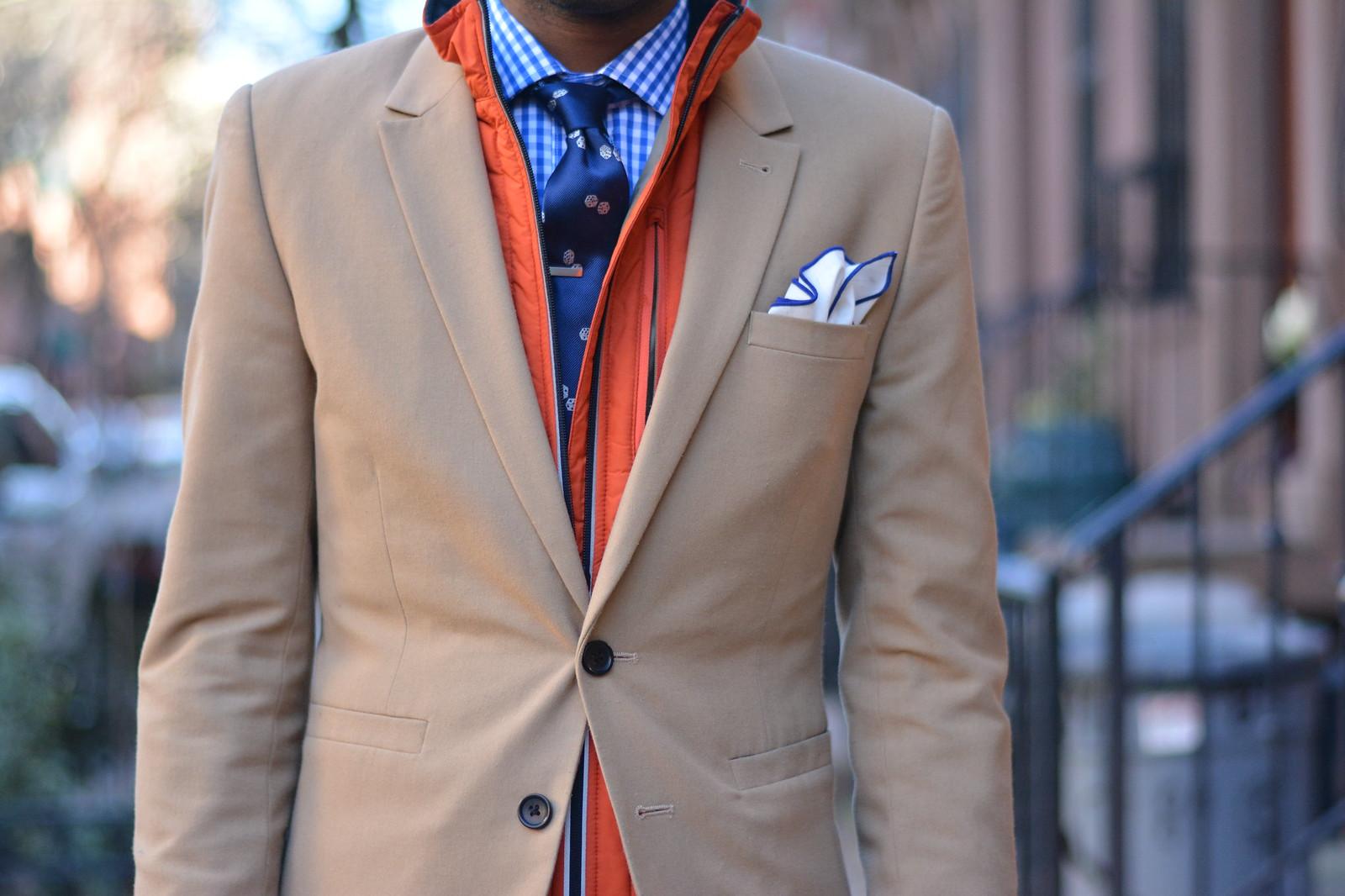 Nick Graham shirt & tie