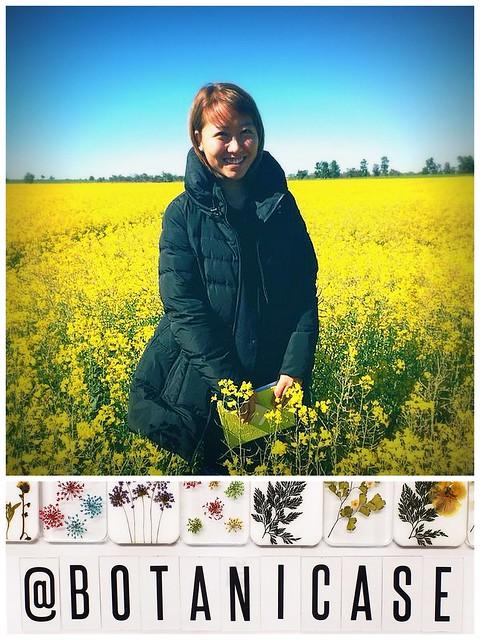 Elise from Botanicase
