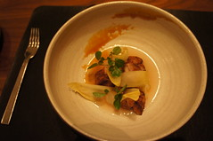 Sweetbreads and Birch Syrup