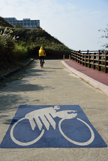 新竹十七公里海岸線自行車道