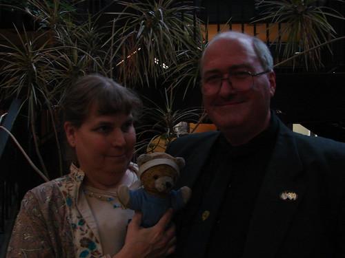 Lisa/Kuma/Kevin at Hallock Wedding