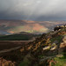 Storm on Win Hill by Paul Newcombe