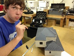 Ben and his house