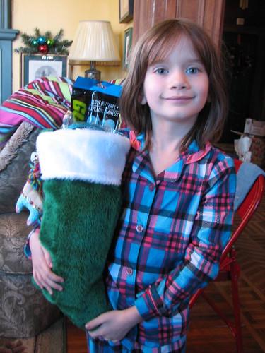 stocking time