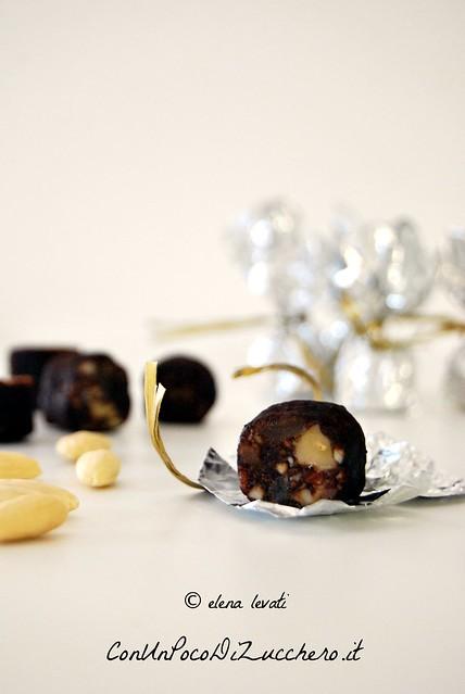 Caramelle ai datteri - Candies