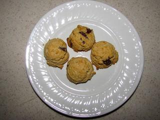 Honey Chocolate Cookies