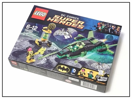 LEGO DC Super Heroes 76025 Green Lantern vs. Sinestro box01