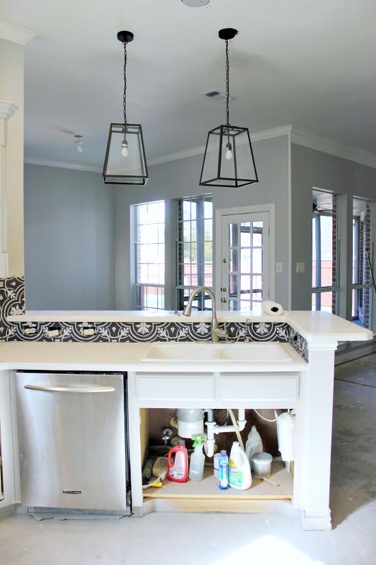 Hi Sugarplum | Kitchen Renovation Progress