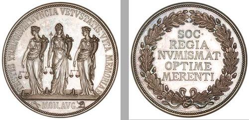 RNS medal