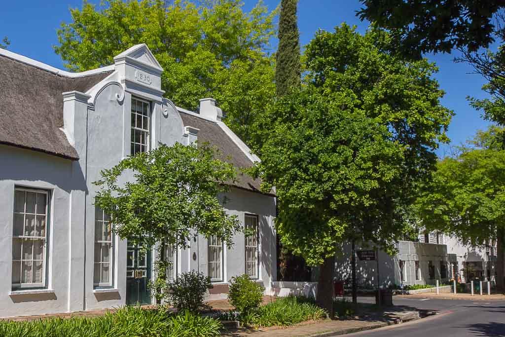 Weinregion Stellenbosch - ein Juwel in Südafrika-31