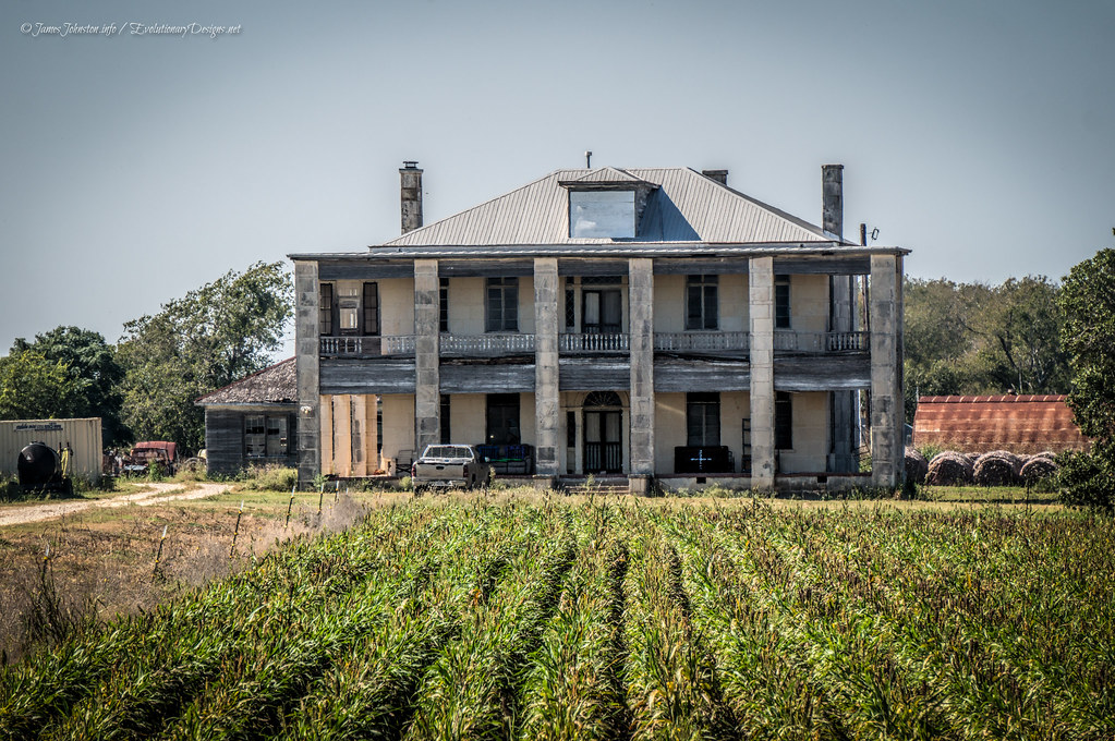 The Hewitt House in Granger, Texas