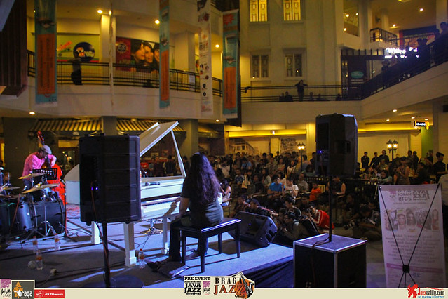 Pre Event Java Jazz Festival 2015 - Braga Jazz Walk Braga CityWalk- VAC ft Yeppy Romero Marcello Alulli (12)