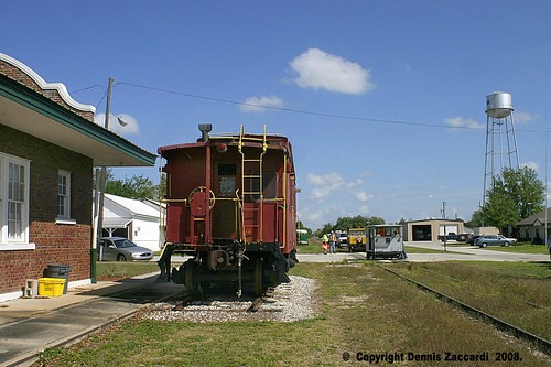 red florida watertower bluesky caboose railcars railroadstation polkcounty speeders lakewales frostproof narcoa floridacentralrr cocaboose northamericanrailcarownersassociation 157ewallstreet cheasapeakeohiocaboose frostproofdepot pinsleyline speederexcursion narcoasanctioned