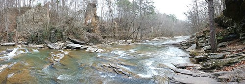 Sope Creek & Ruins