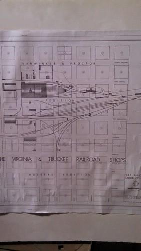 V&T Shops Map