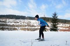 SNĚHOVÉ ZPRAVODAJSTVÍ: Připadlo pár centimetrů nového sněhu