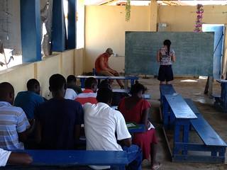 DR/Haiti Outreach