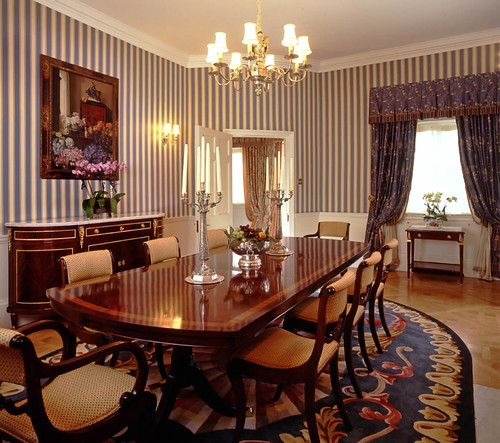 Dining Area Style and design Traditional Suggestions