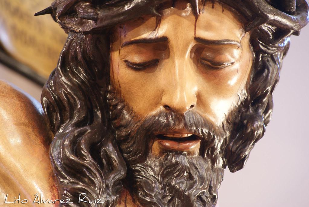 Besapiés - Santísimo Cristo de la Buena Muerte (Hiniesta)  - Febrero 2015