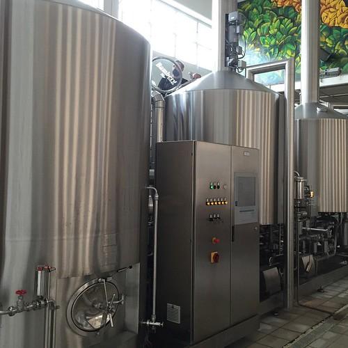 Visita à fábrica da Cervejaria Bamberg #breja #beer #cerveja #craftbeer