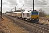DB Schenker Class 67 67026 'Diamond Jubilee'