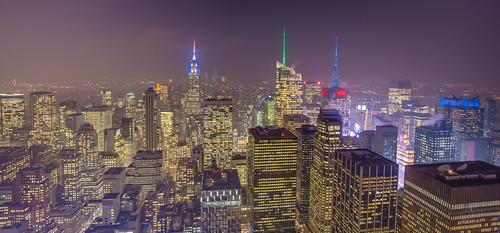 usa cloud newyork rain clouds skyscraper dark is darkness unitedstates manhattan rainy topoftherock rockerfeller topofus