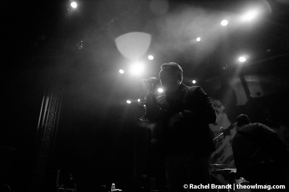Cold War Kids @ North Park Theater, San Diego 2/25/15