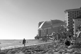 Waikiki Beach - Afternoon