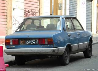 Fiat 131 Mirafiori 2500 Diesel